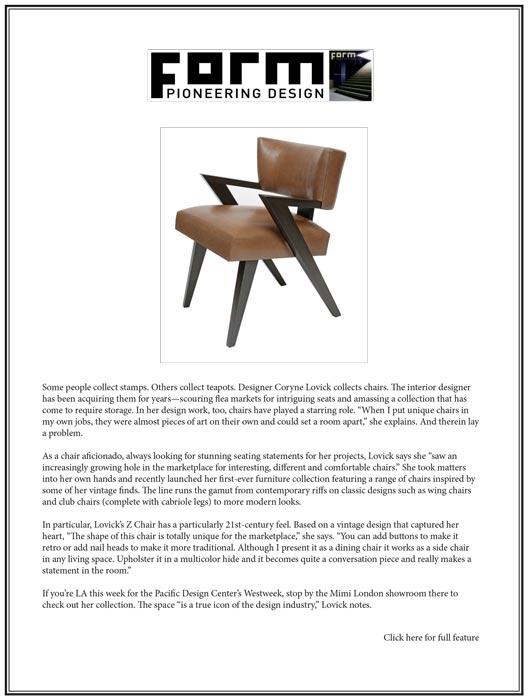 Form Magazine 2013