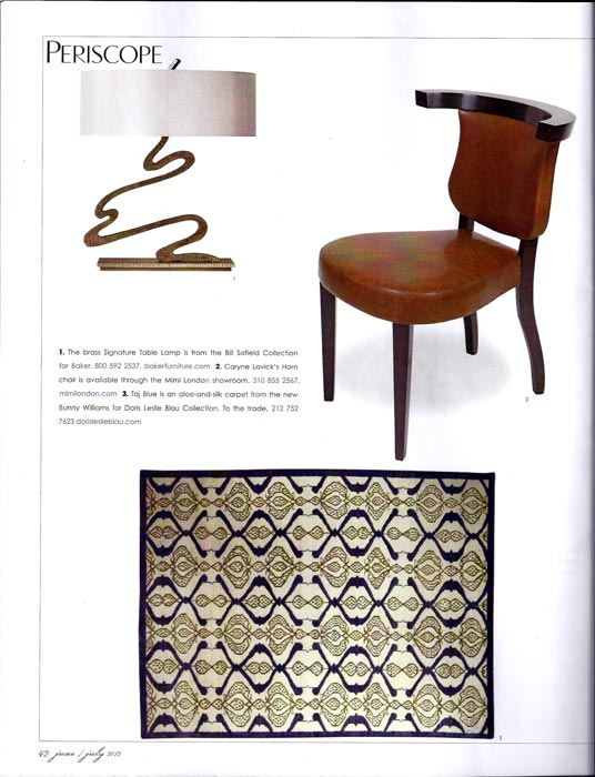 Interiors Magazine Summer 2013