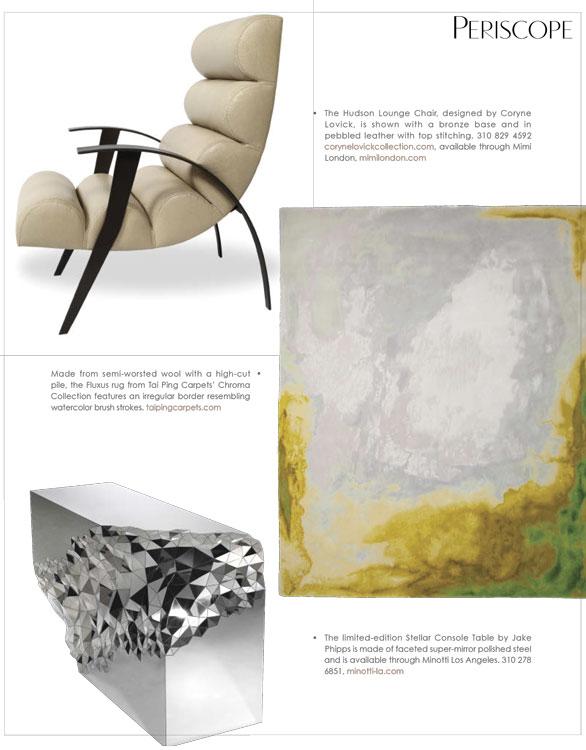 Interiors Magazine 2014